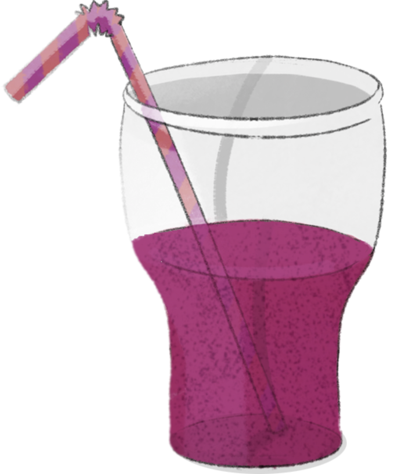 Illustration Smoothie